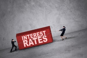 Interest Rates Tug of War